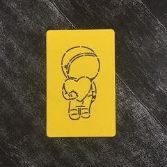 Мальчик №4 Космонавт с сердцем