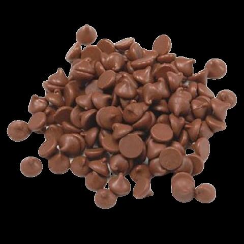 Глазурь шоколадная натур. термостабильные капли молочные Bitter kokolin Balden, 250 гр