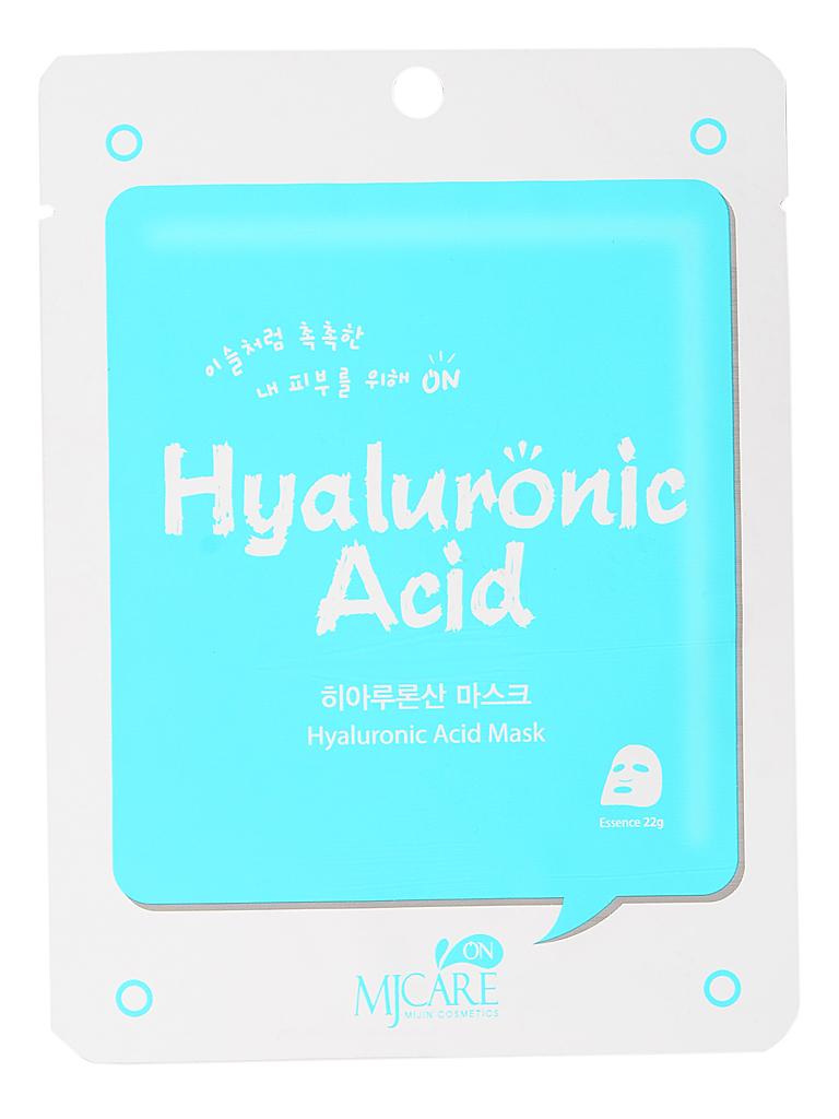 Основной уход Маска тканевая для лица с гиалуроновой кислотой on Hyaluronic Acid mask pack МЖ71.jpg