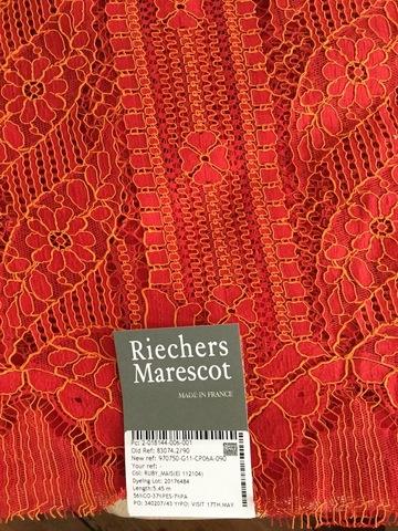 Кружевное полотно RM Ruby Mais