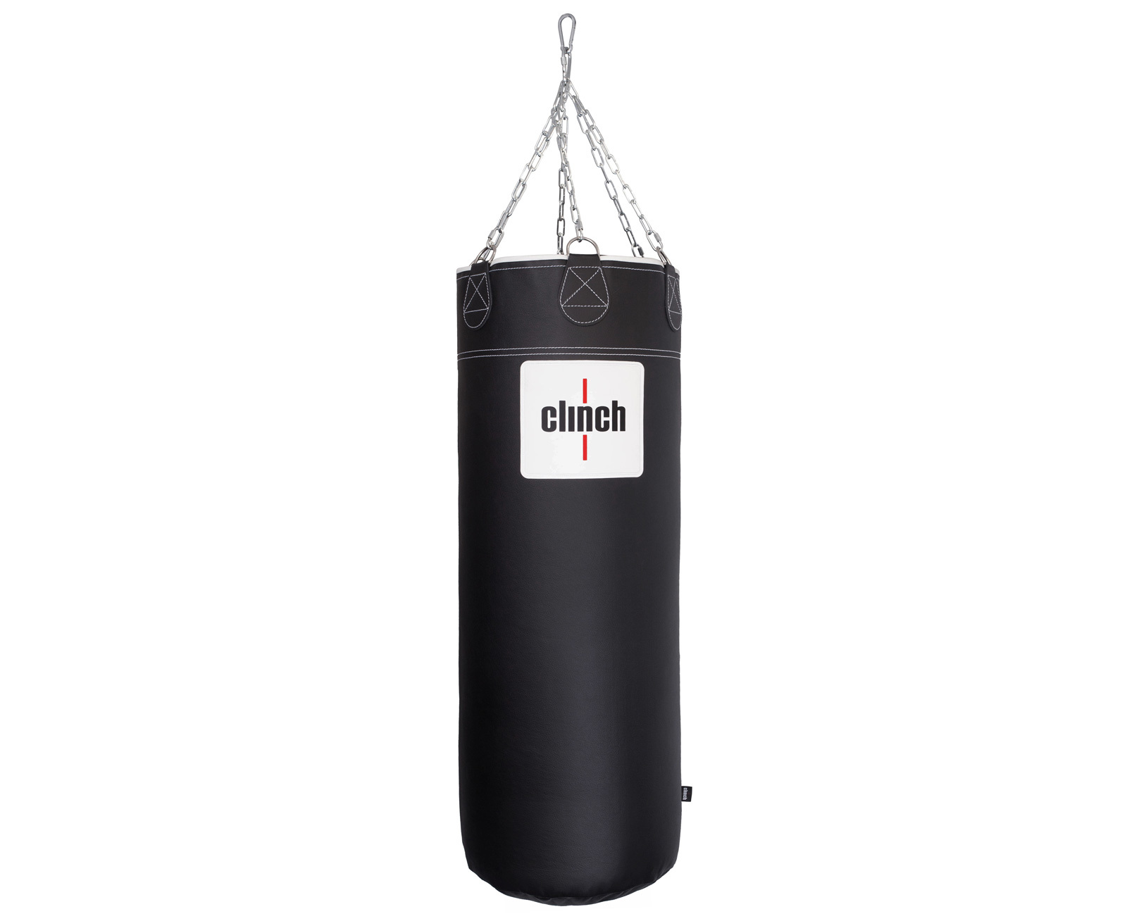 Боксерские мешки/груши МЕШОК БОКСЕРСКИЙ CLINCH PROFI & DURABLE meshok_bokserskiy_clinch_profi_durable120x45_sm_chernyy.jpg