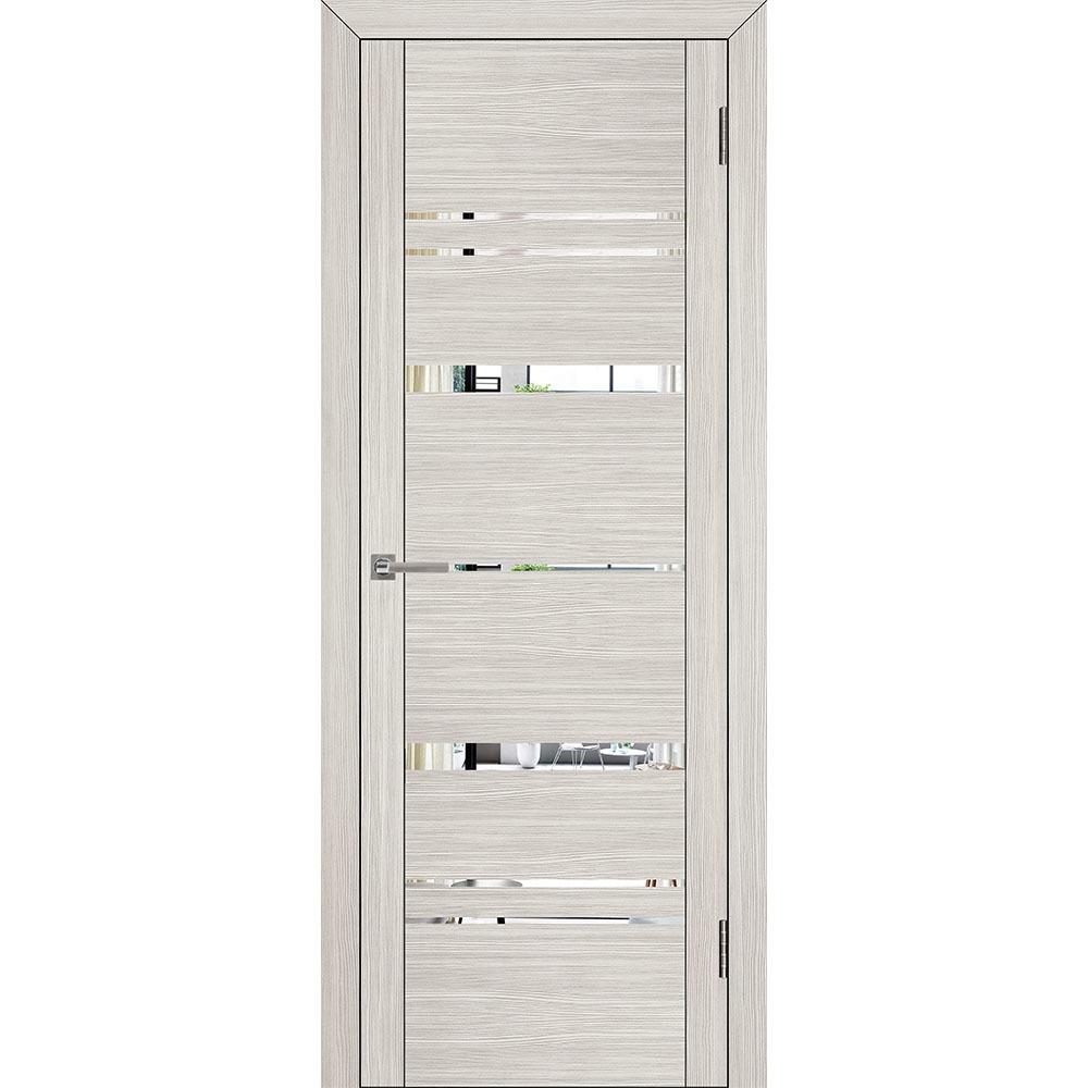 Двери с зеркалом Межкомнатная дверь экошпон Uberture 30027 капучино велюр с зеркалом 30027-kapuchino-veliyr-zerkalo-dvertsov.jpg