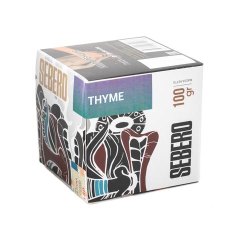 Табак Sebero Thyme (Чабрец) 100 г