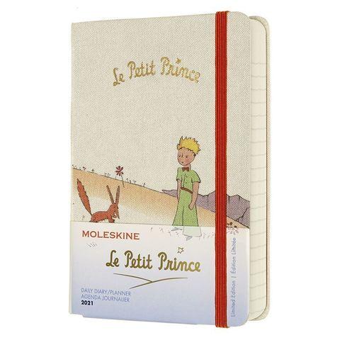 Ежедневник Moleskine LE Pocket 90x140мм 400стр. белый