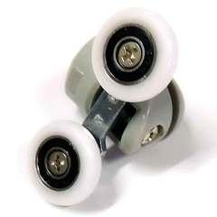 ролики для душевой кабины двойные