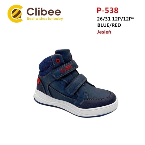 Clibee P538 Blue/Red 26-31