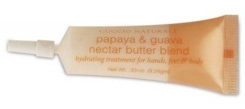 Пробник- Витаминное масло на основе экстракта папайи и нектара гуавы 10 г