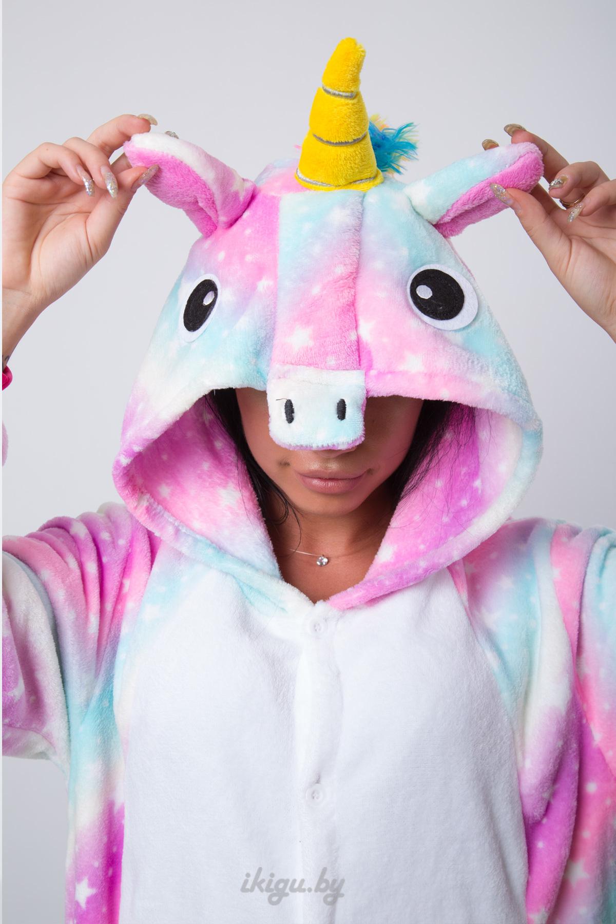 Пижамы кигуруми Волшебный единорог uni_corn5.jpg