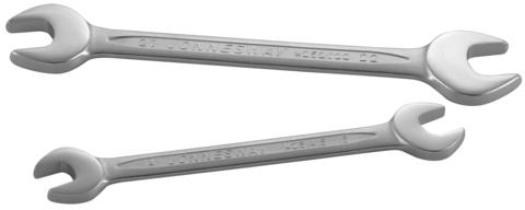 W251617 Ключ гаечный рожковый, 16х17 мм
