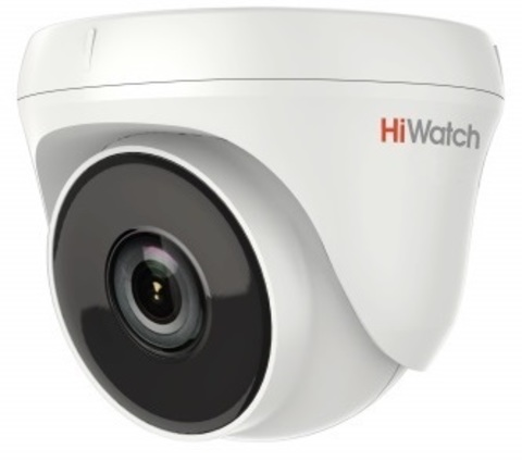 Видеокамера HD-TVI Hiwatch DS-T233 (2.8 мм)