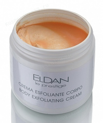 Отшелушивающий крем для тела (Eldan Cosmetics | Le Prestige | Body еxfoliating сream), 500 мл