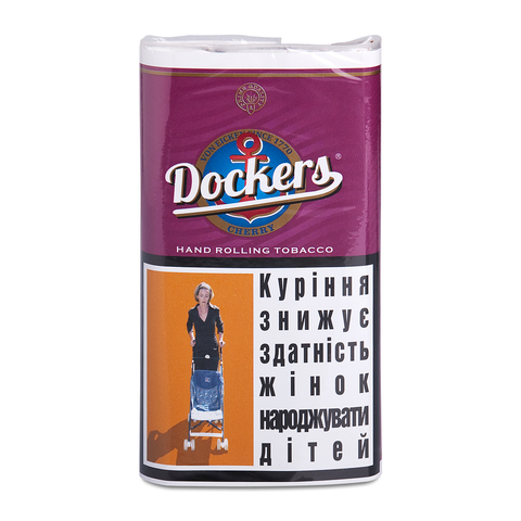 Сигаретный табак Dockers Cherry (30 гр)