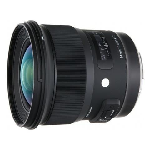 Sigma AF 24mm F1.4 DG HSM Art Canon