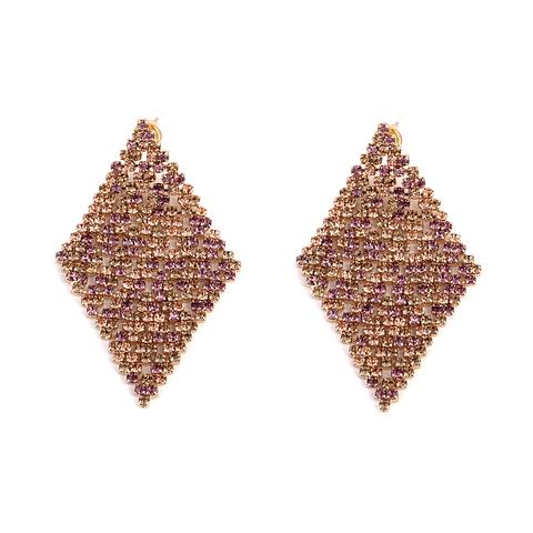 Серьги Gold AEN9441 BR/M