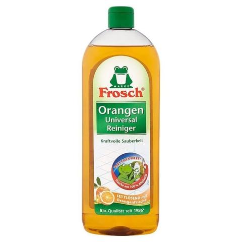 Средство чист FROSCH Апельсин 750 мл ГЕРМАНИЯ