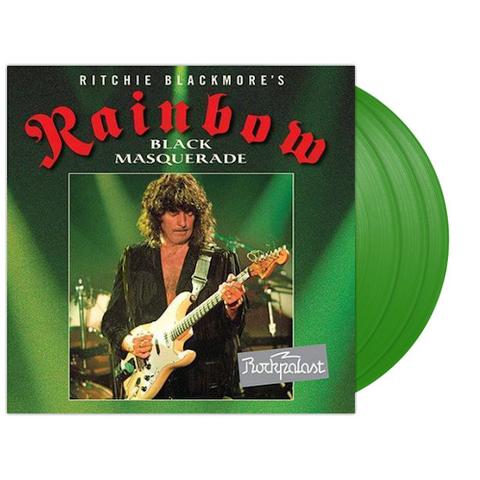 Ritchie Blackmore's Rainbow / Black Masquerade (Coloured Vinyl)(3LP)