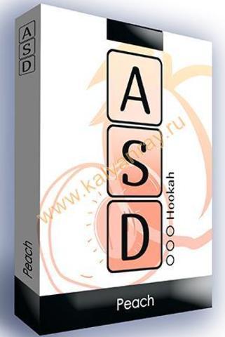 Безникотиновая смесь ASD Hookah - Персик