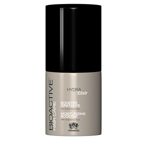Farmagan Bioactive Hydra: Увлажняющий эликсир бустер для волос (Booster Elixir Moisturizing), 75мл