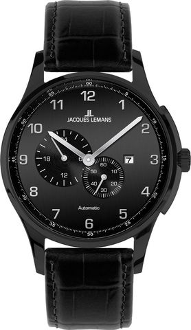 Купить Наручные часы Jacques Lemans 1-1731B по доступной цене