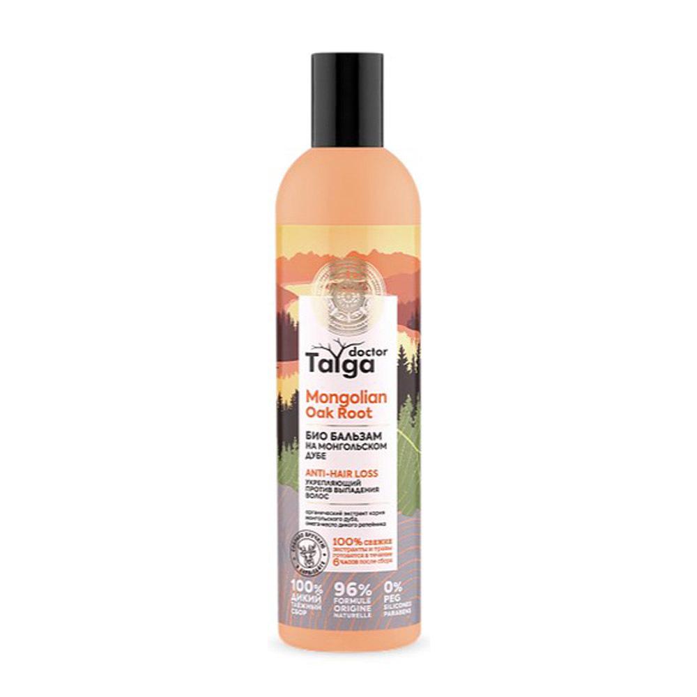 Бальзам-био Укрепляющий против выпадения волос Doctor Taiga