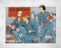 Джордж Оруэлл: 1984. Иллюстрированное издание