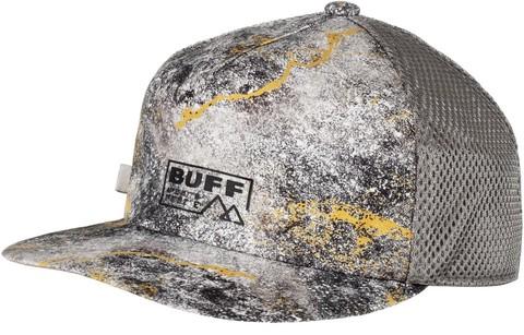 Кепка складывающаяся Buff Pack Trucker Cap Metal Grey фото 1