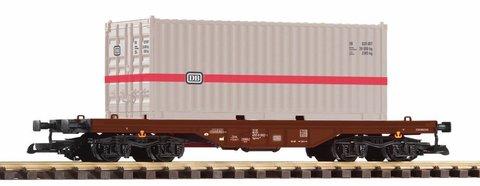 Вагон-платформа DB IV Flat с 20' контейнером