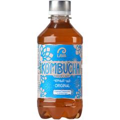 Lava SF KOMBUCHA Черный чай Original  330мл