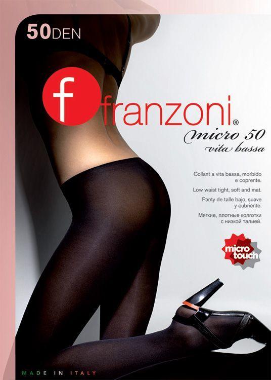 Franzoni Micro 50 VB колготки женские