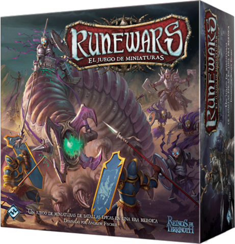 RuneWars: The Miniatures Games