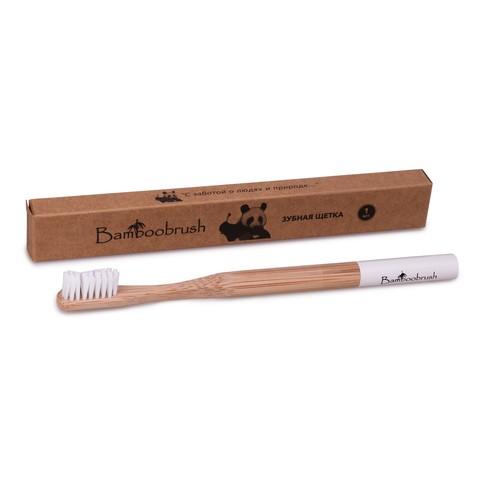 Бамбуковая зубная щётка Bamboobrush