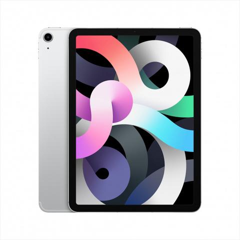 Планшет Apple iPad Air 64Gb Wi-Fi + Cellular 2020 (Серебристый)