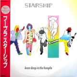 Starship / Knee Deep In The Hoopla (LP)