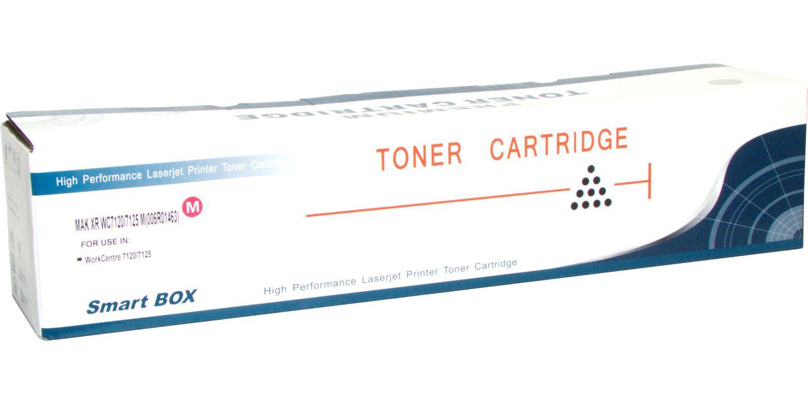 Картридж Туба MAK© WC7120 (006R01463) пурпурный (magenta), до 15000 стр.