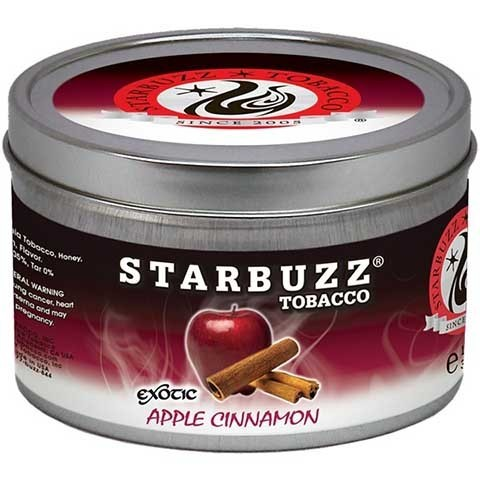 Starbuzz Apple Cinnamon