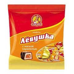 Конфеты шоколадные Славянка Левушка 199 г