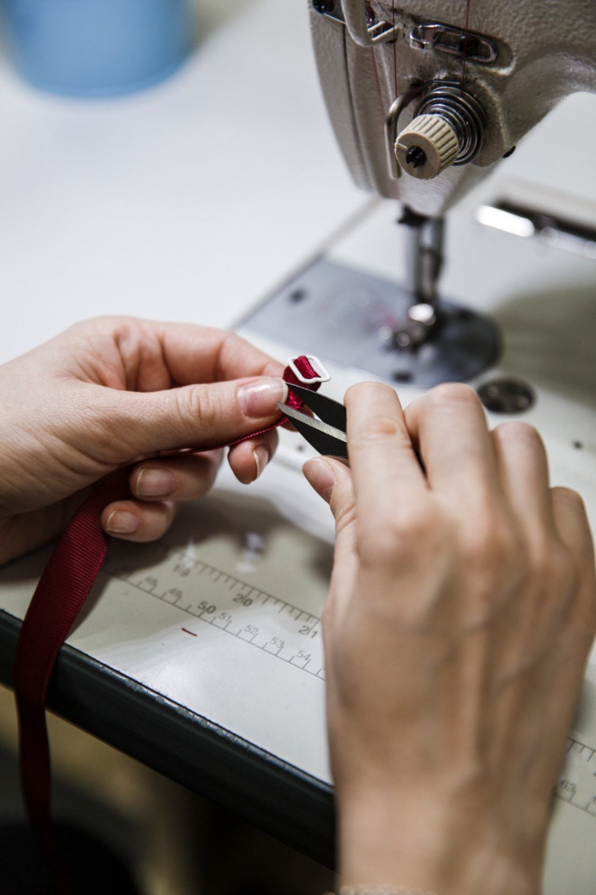 Мастер-класс по пошиву галстука-бабочки