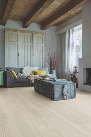 Woodland Oak light grey | Ламинат QUICK-STEP MJ3547