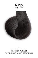 OLLIN COLOR Platinum Collection  6/12 100 мл Перманентная крем-краска для волос