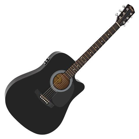 Акустическая гитара Fender Squier SA-105CE