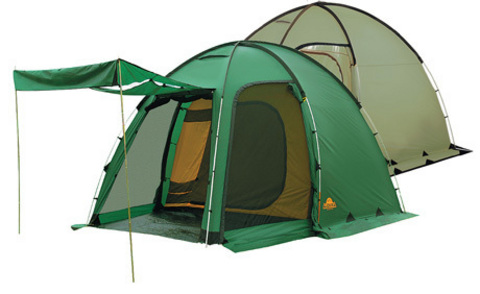 Картинка палатка кемпинговая Alexika Minnesota 4 Luxe  - 1