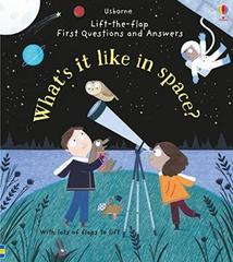 First Questions and Answers: What's it like in Space?