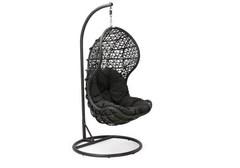 Подвесное кресло Cand Black