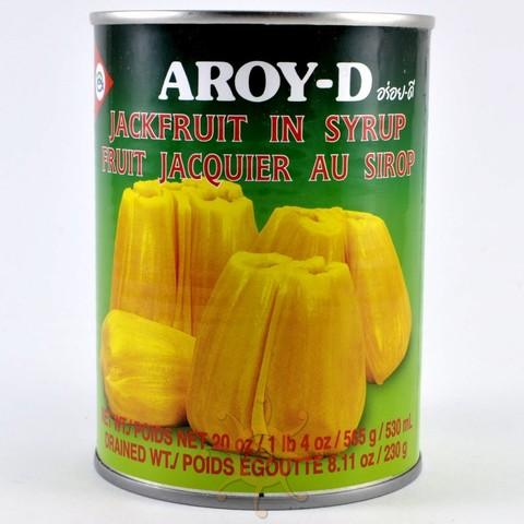 Джекфрут в сиропе Aroy-D, 565г