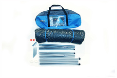 Купить туристическую палатку High Peak Scout2 от производителя со скидками.