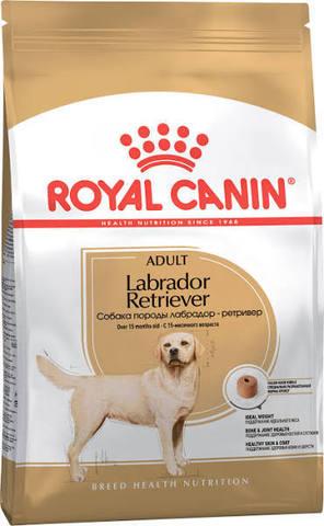 Royal Canin Labrador Retriever Adult ( 12 кг) для взрослых собак породы лабрадор-ретривер
