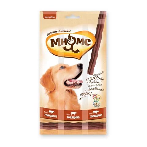 Мнямс лакомые палочки с ягненком для собак 45 г