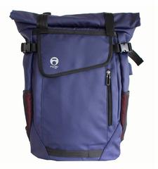 Рюкзак Vargu roll-x, синий, 30х44х13 см, 23 л