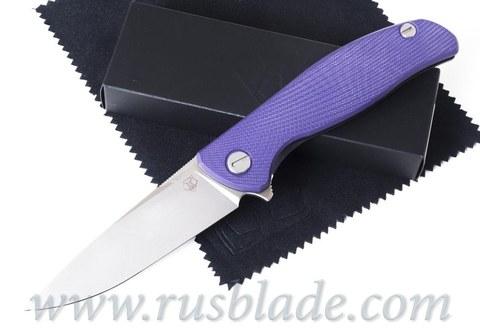 Shirogorov M390 HATI CLUB KNIFE