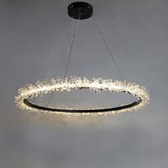 люстра Halo Crystal Pendant Lamp